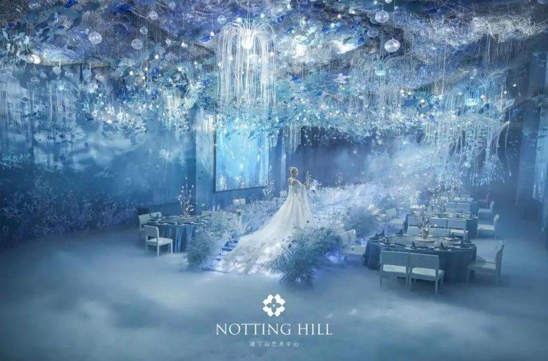 婚礼堂发布:上海诺丁山艺术中心首次亮相  第9张