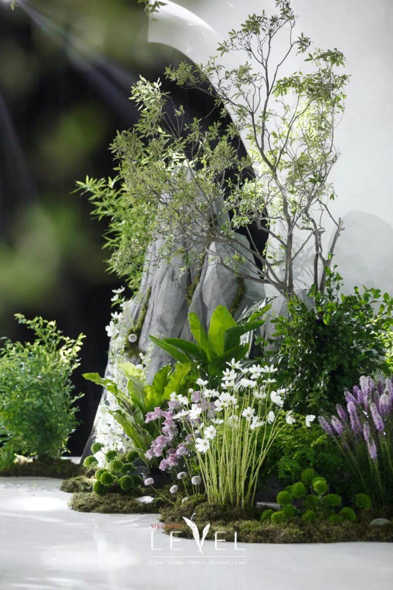景观园林式婚礼(内附搭建过程视频)  第8张