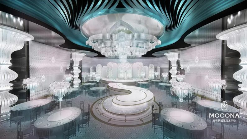 婚礼堂发布:上海单体最大婚礼殿堂!  第11张