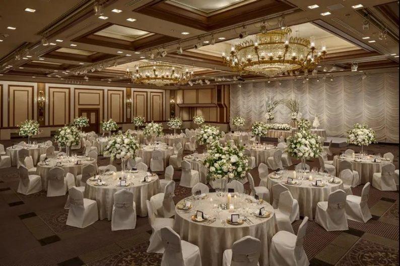 婚礼堂未来:让体验升级成为招牌!  第1张