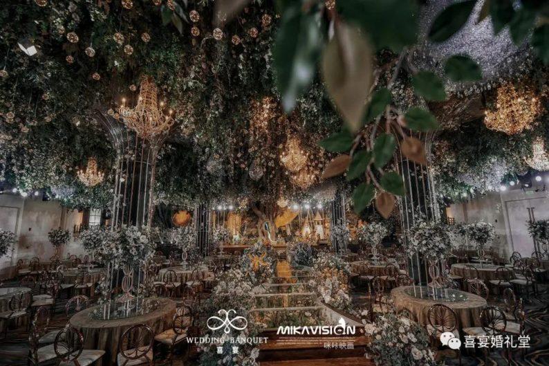 婚礼堂发布:5大宴会厅!哈尔滨喜宴婚礼堂  第1张