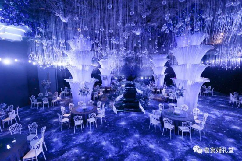 婚礼堂发布:5大宴会厅!哈尔滨喜宴婚礼堂  第4张
