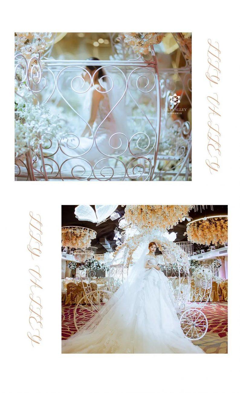 婚礼堂发布:3大宴会厅!上海丽丽薇里婚礼宴会中心  第2张