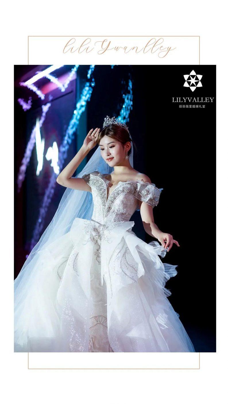 婚礼堂发布:3大宴会厅!上海丽丽薇里婚礼宴会中心  第4张