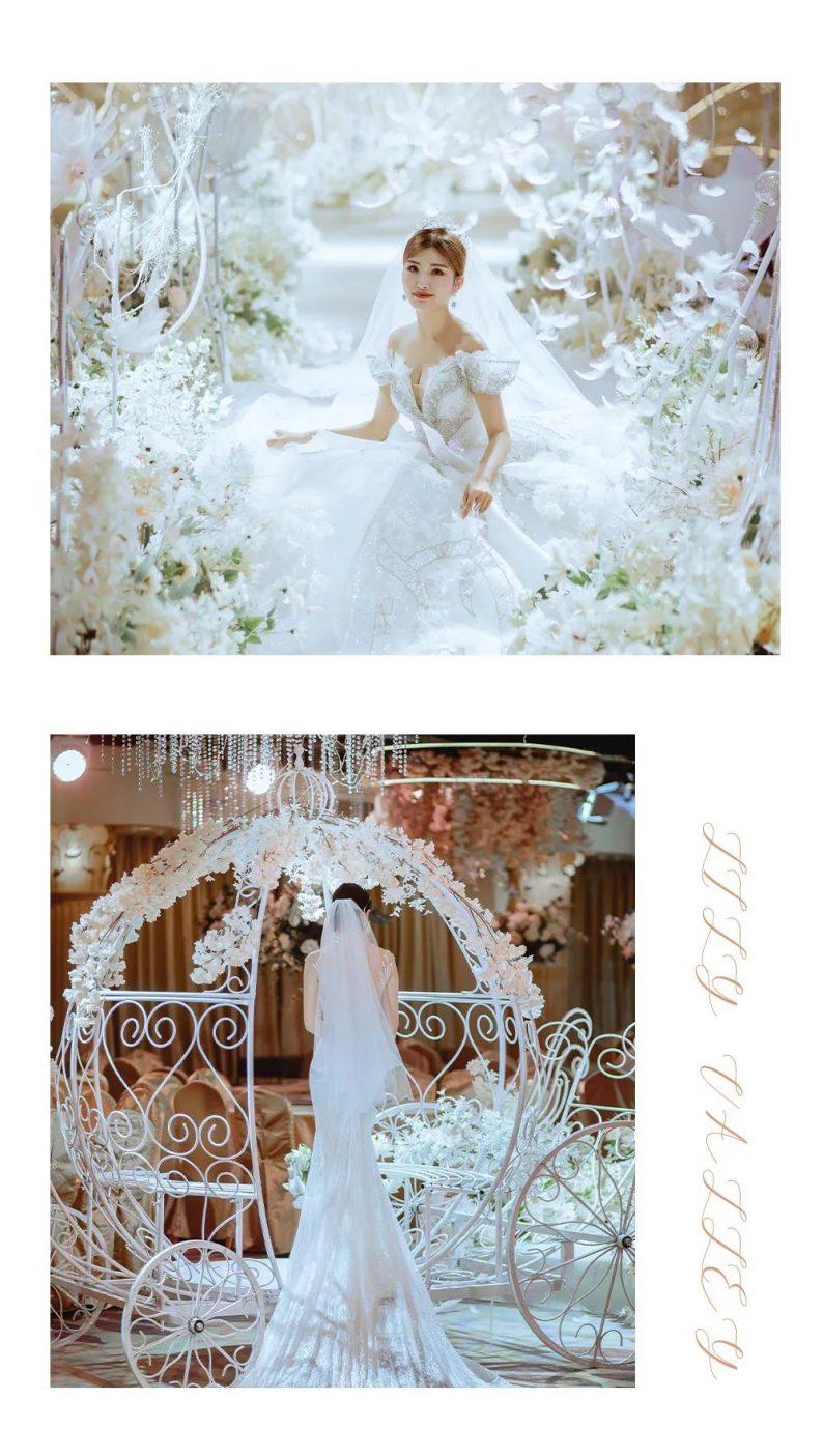婚礼堂发布:3大宴会厅!上海丽丽薇里婚礼宴会中心  第5张