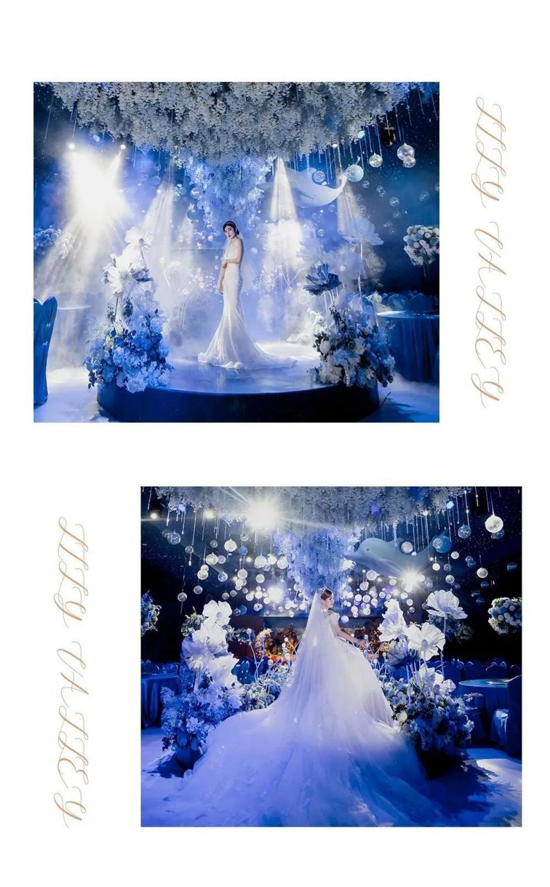 婚礼堂发布:3大宴会厅!上海丽丽薇里婚礼宴会中心  第6张