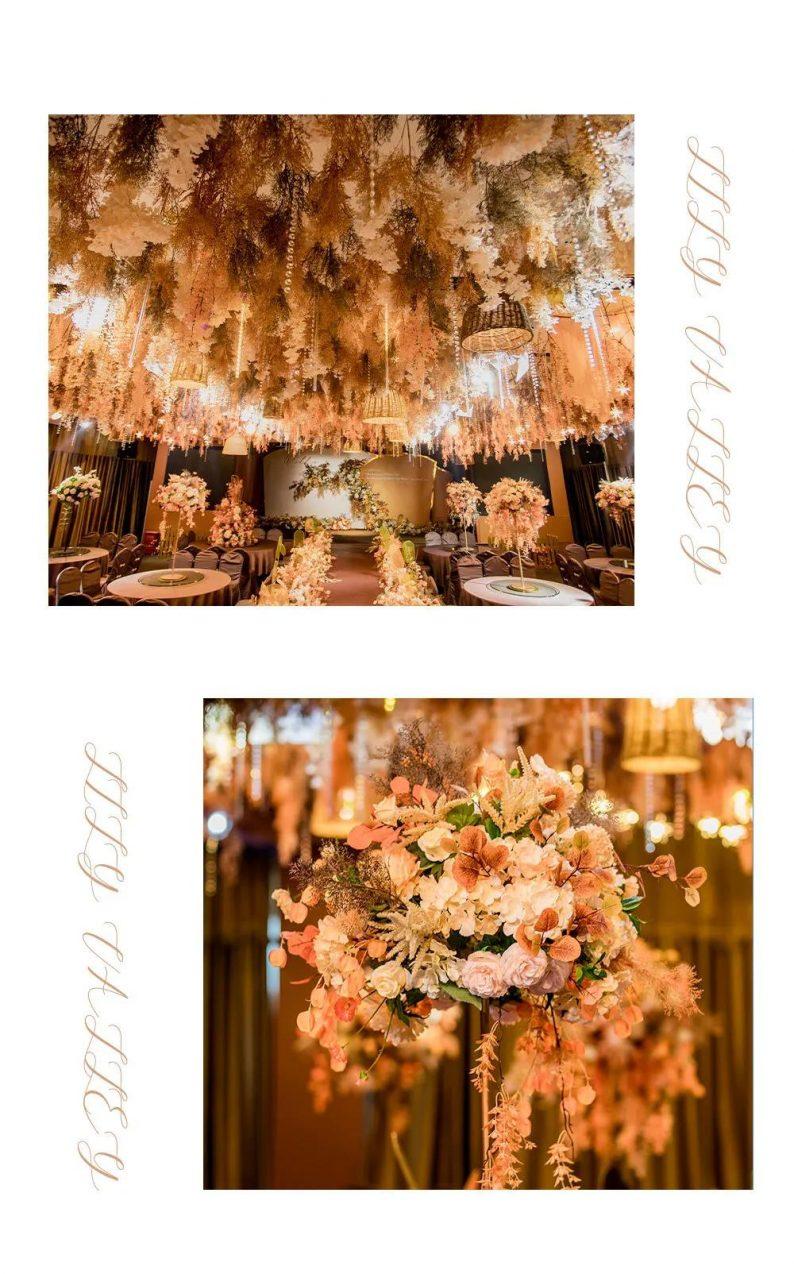 婚礼堂发布:3大宴会厅!上海丽丽薇里婚礼宴会中心  第7张