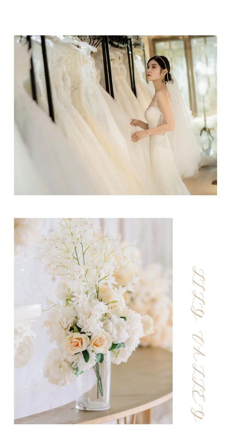 婚礼堂发布:3大宴会厅!上海丽丽薇里婚礼宴会中心  第8张