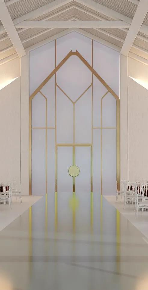 婚礼堂发布:焕新!武汉园博『园·MEET』设计解读  第7张