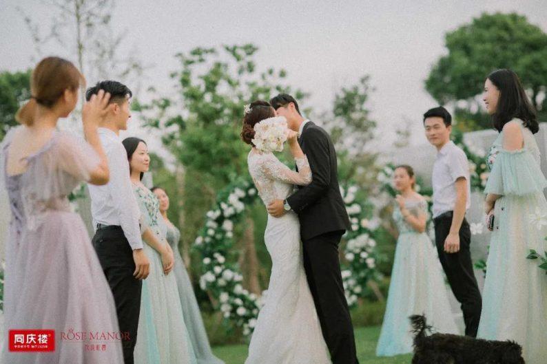 婚礼堂发布:同庆楼旗下首家一站式高端婚礼庄园  第2张