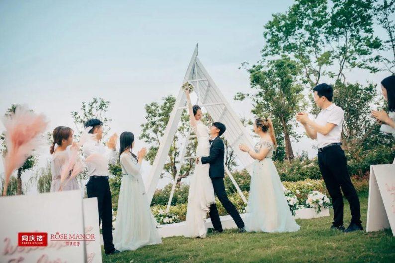 婚礼堂发布:同庆楼旗下首家一站式高端婚礼庄园  第3张