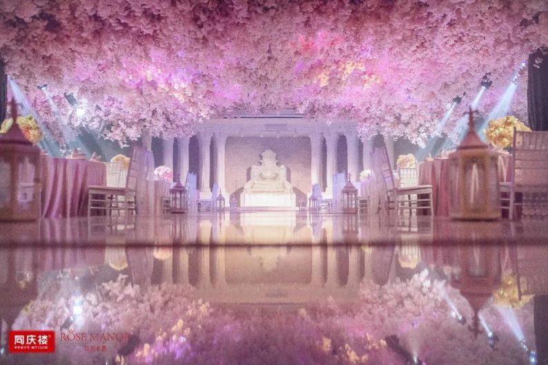 婚礼堂发布:同庆楼旗下首家一站式高端婚礼庄园  第9张