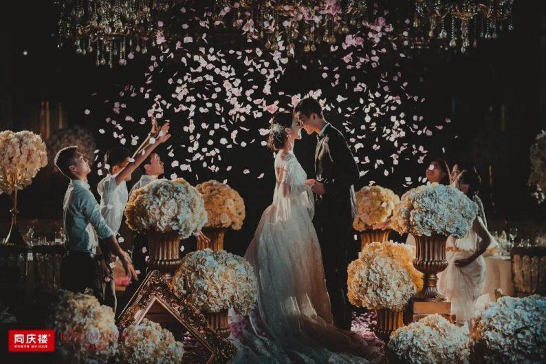 婚礼堂发布:同庆楼旗下首家一站式高端婚礼庄园  第13张