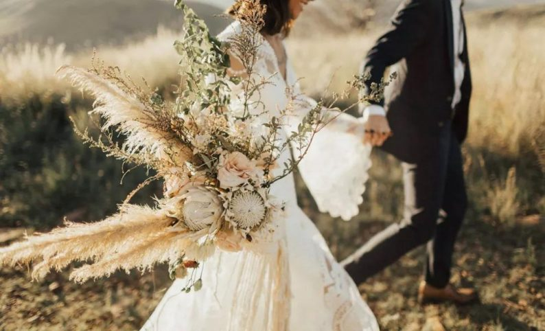 秋季婚礼的6个关键词!