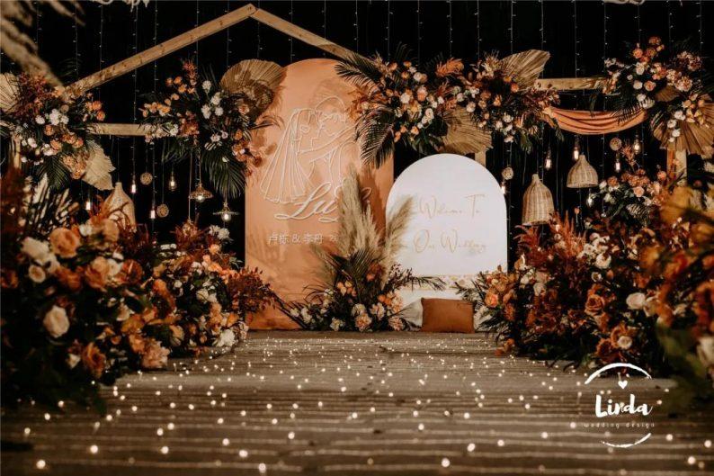 秋季婚礼的6个关键词!  第5张