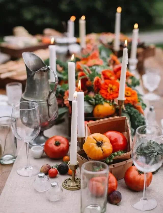 秋季婚礼的6个关键词!  第7张