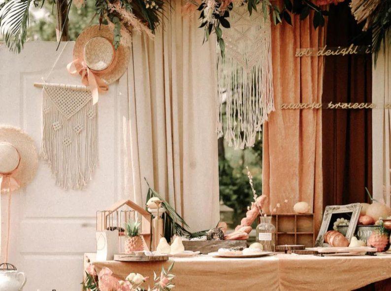 秋季婚礼的6个关键词!  第8张
