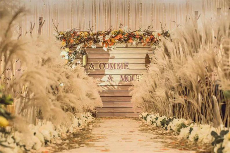 秋季婚礼的6个关键词!  第9张