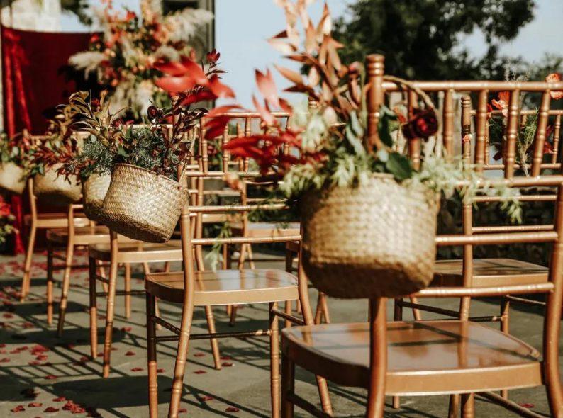 秋季婚礼的6个关键词!  第16张