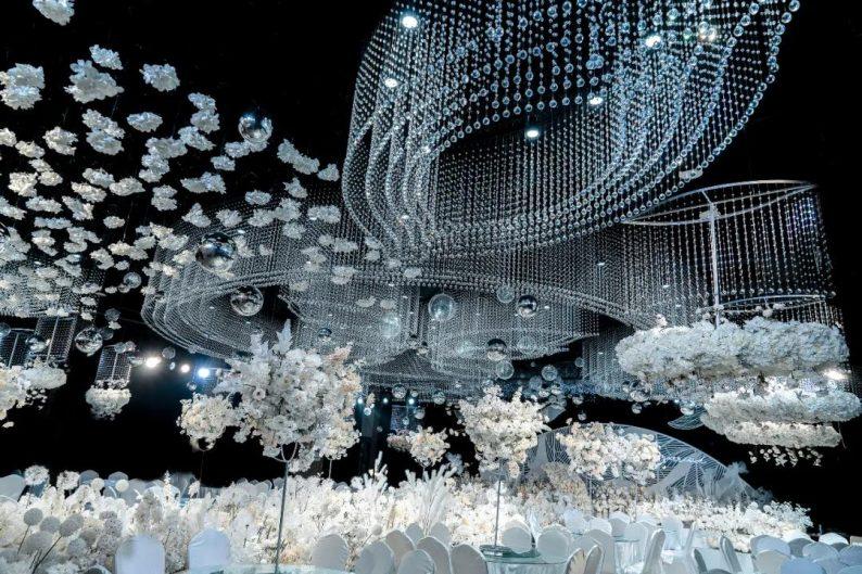 婚礼堂发布:3大宴会厅!海天酒店叁笙婚礼堂全线升级  第2张