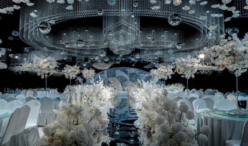 婚礼堂发布:3大宴会厅!海天酒店叁笙婚礼堂全线升级  第3张