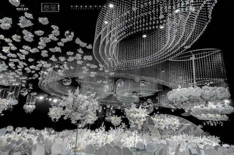 婚礼堂发布:3大宴会厅!海天酒店叁笙婚礼堂全线升级  第4张