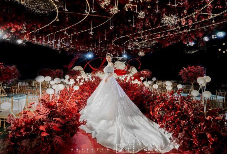 婚礼堂发布:3大宴会厅!海天酒店叁笙婚礼堂全线升级  第6张