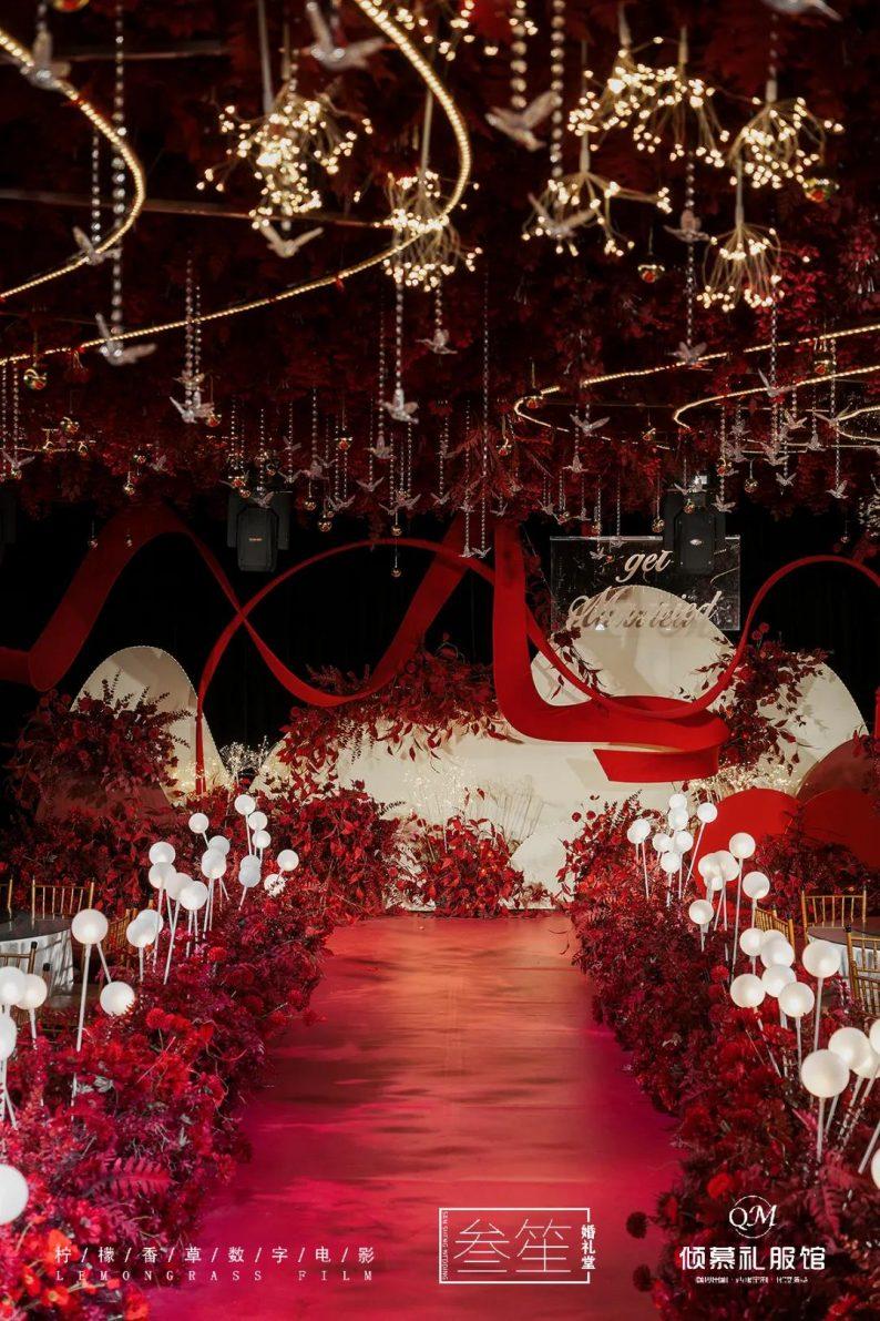 婚礼堂发布:3大宴会厅!海天酒店叁笙婚礼堂全线升级  第9张