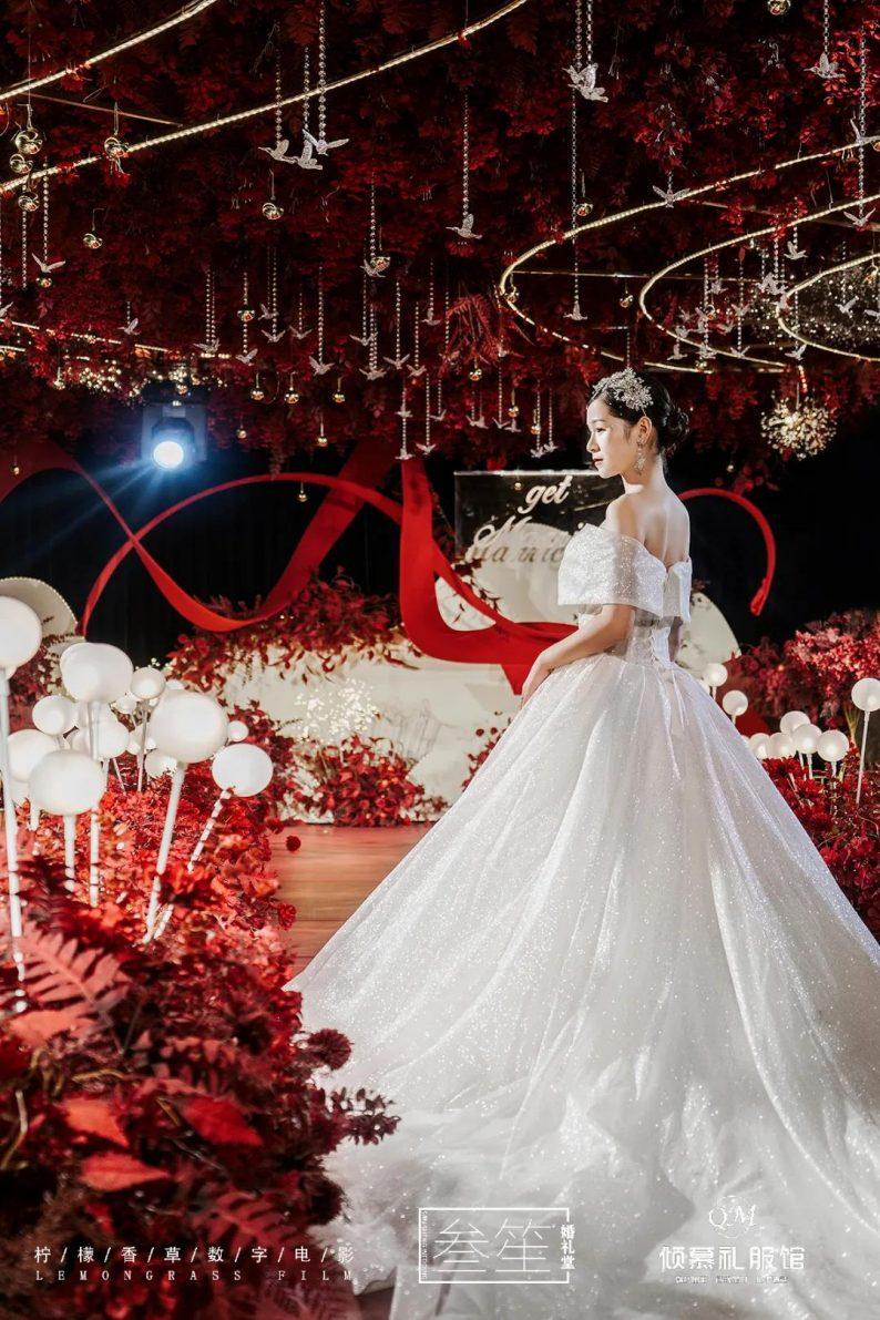 婚礼堂发布:3大宴会厅!海天酒店叁笙婚礼堂全线升级  第10张