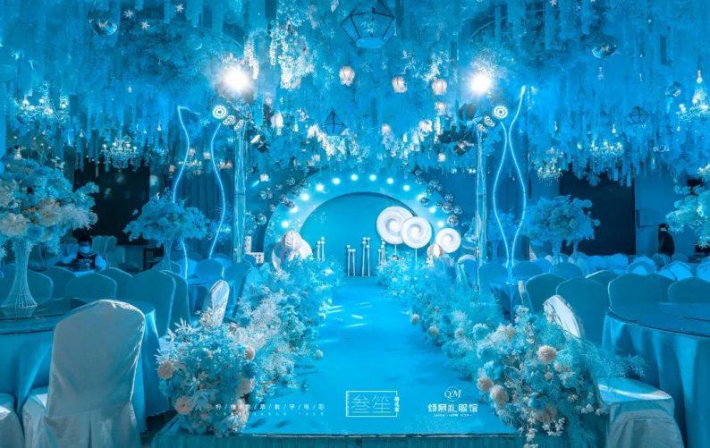 婚礼堂发布:3大宴会厅!海天酒店叁笙婚礼堂全线升级  第11张