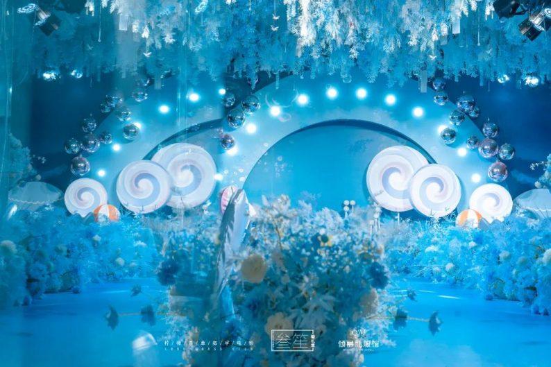 婚礼堂发布:3大宴会厅!海天酒店叁笙婚礼堂全线升级  第12张