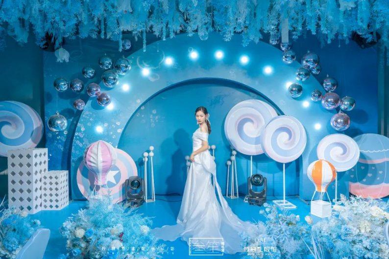婚礼堂发布:3大宴会厅!海天酒店叁笙婚礼堂全线升级  第13张