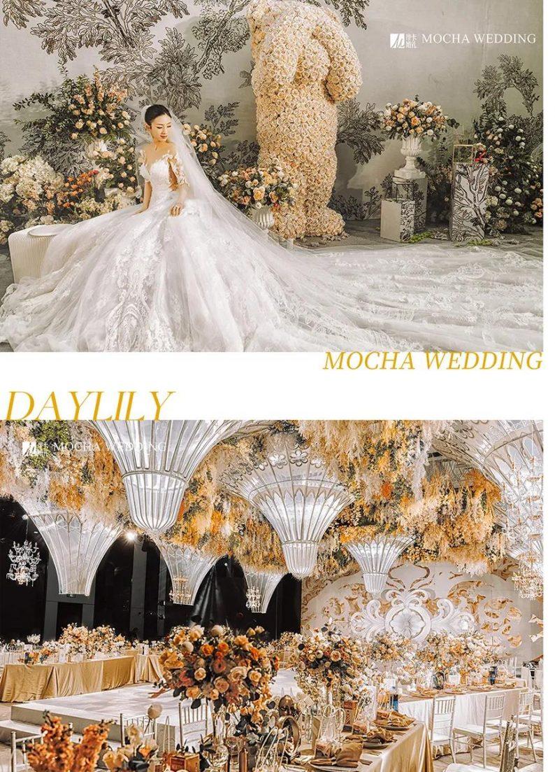 《2021秋冬婚礼流行色分析》  第17张