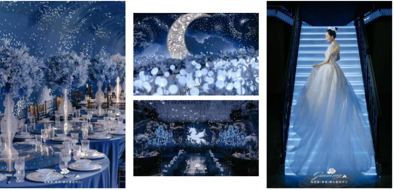 婚礼堂发布:全国第8家门店,上海格莱美.顾村公园店  第12张
