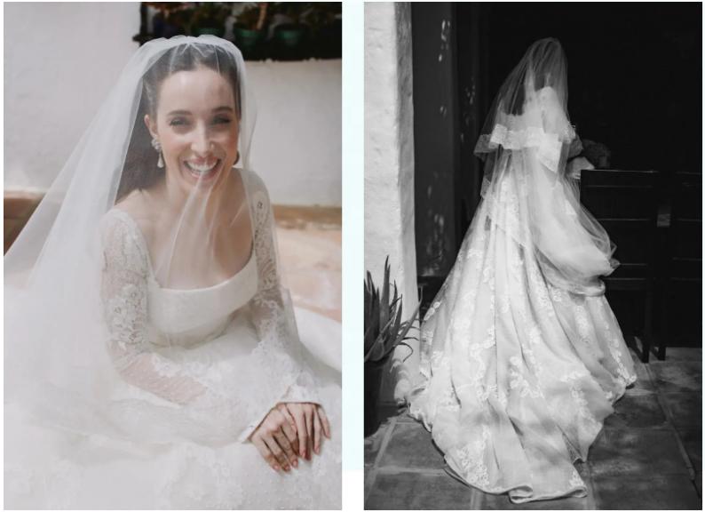 阵仗最大!Fendi继承人西班牙教堂大婚  第2张