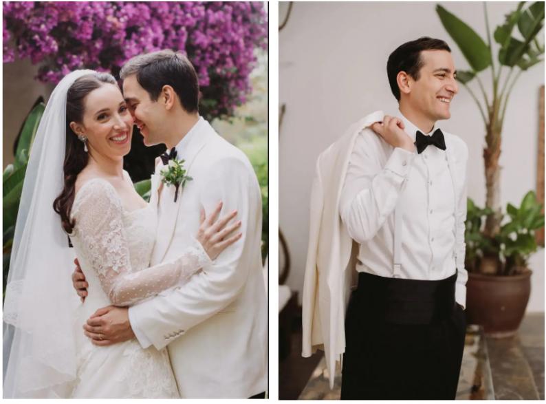 阵仗最大!Fendi继承人西班牙教堂大婚  第6张