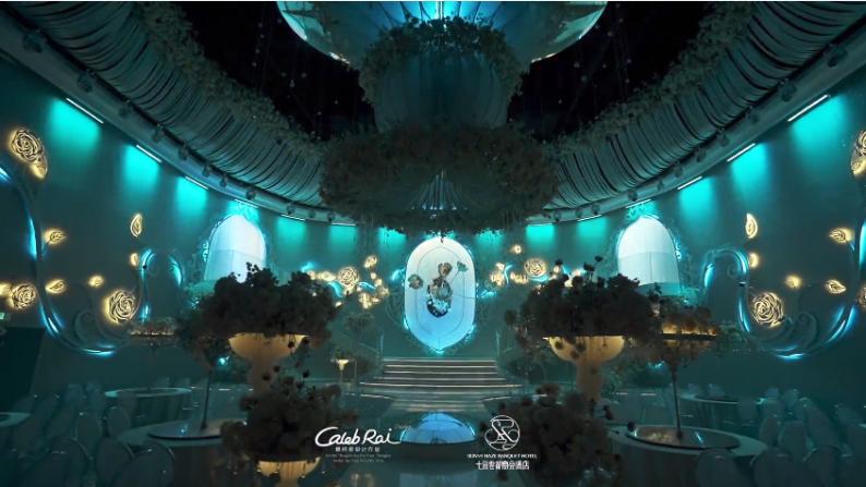 婚礼堂发布:赖梓愈设计!宿州2万平一站式宴会酒店  第1张