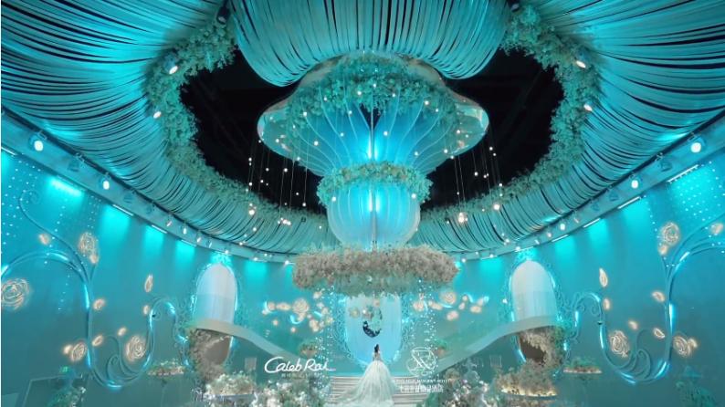 婚礼堂发布:赖梓愈设计!宿州2万平一站式宴会酒店  第4张