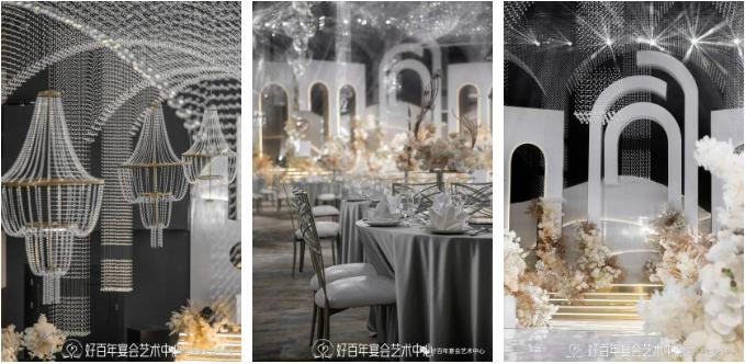 婚礼堂发布:贵州好百年,重磅打造1000平金色大厅  第4张