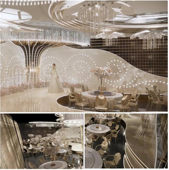 婚礼堂发布:常州宴会地标!15个厅、常州缘系酒店集团打造  第13张