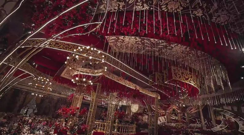 """婚礼堂发布:16个厅!胶州宴开启婚宴""""天花板""""时代  第4张"""