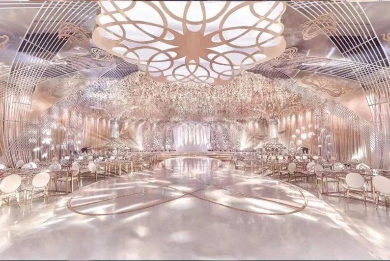 """婚礼堂发布:16个厅!胶州宴开启婚宴""""天花板""""时代  第7张"""