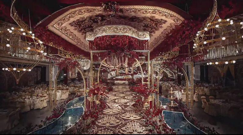 """婚礼堂发布:16个厅!胶州宴开启婚宴""""天花板""""时代  第5张"""