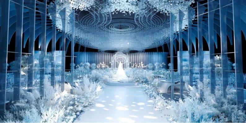 """婚礼堂发布:16个厅!胶州宴开启婚宴""""天花板""""时代  第10张"""