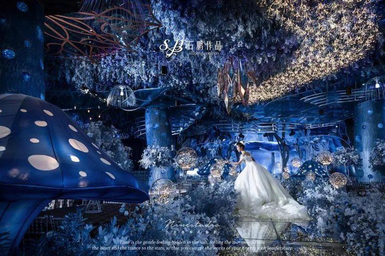婚礼堂发布:3大主题厅!艾斯维尔宴会中心  第8张