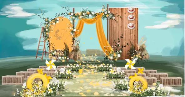 不到1万元,如何办一场小而美的婚礼?  第2张