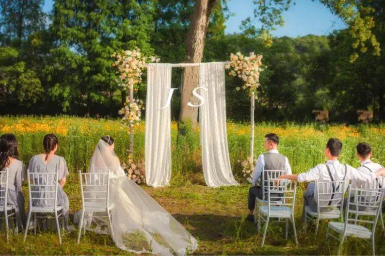 不到1万元,如何办一场小而美的婚礼?  第8张