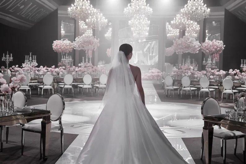 中国婚礼进入5.0,未来或成资本新宠!  第5张