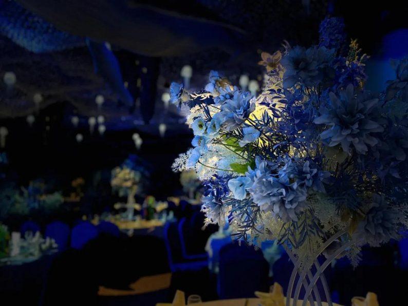 婚礼堂发布:衢州沉浸式百万婚礼堂喜呈厅正式启用  第3张