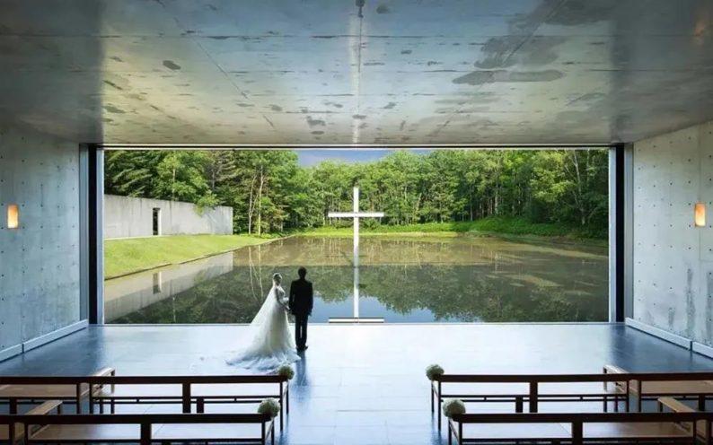 8座现代地标性婚礼教堂!中国这家在列!  第3张
